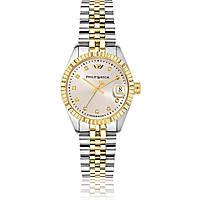 orologio solo tempo donna Philip Watch Caribe R8253597522
