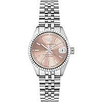 orologio solo tempo donna Philip Watch Caribe R8253597534