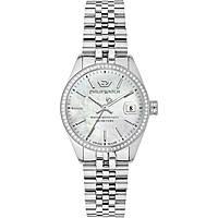 orologio solo tempo donna Philip Watch Caribe R8253597538