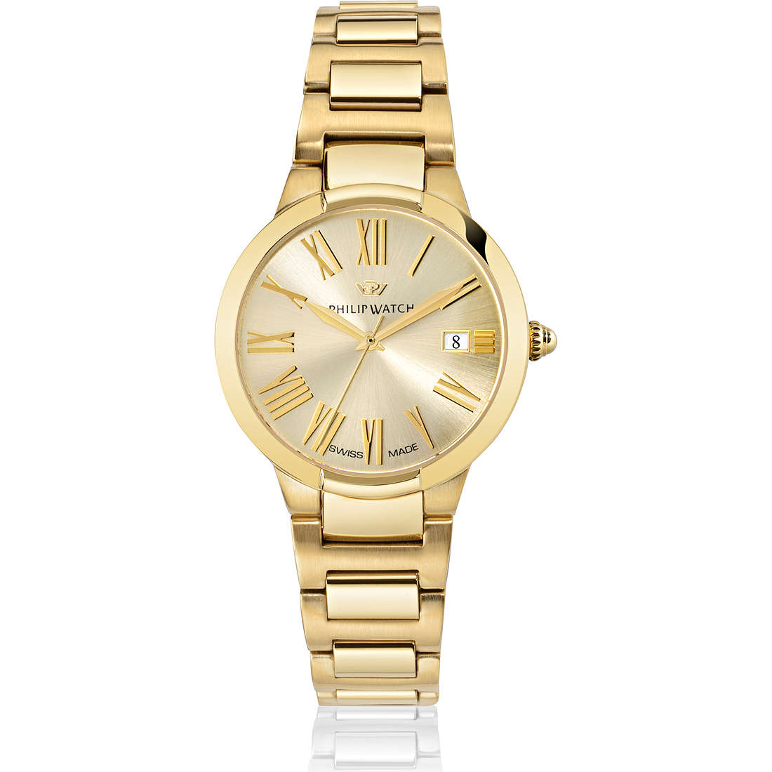 orologio solo tempo donna Philip Watch Corley R8253599507