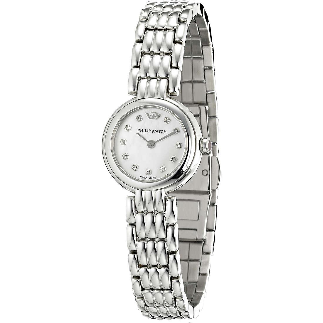 orologio solo tempo donna Philip Watch Ginevra R8253491510