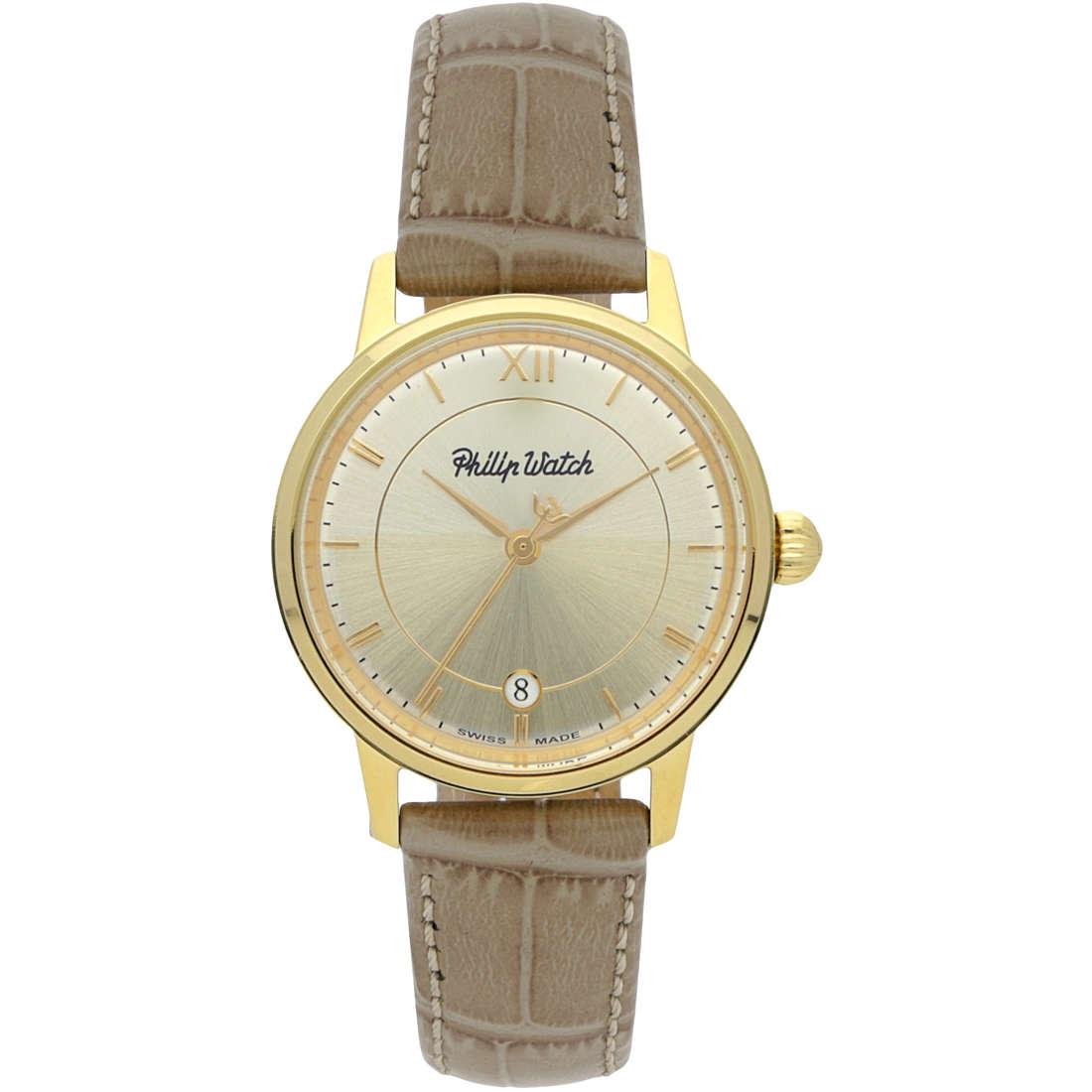 orologio solo tempo donna Philip Watch Grand Archive R8251598501