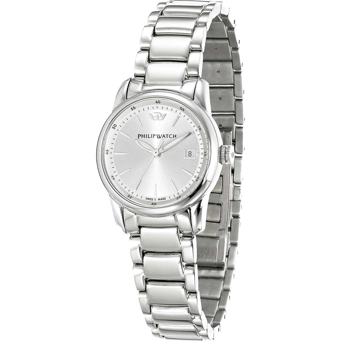 orologio solo tempo donna Philip Watch Kent R8253178508