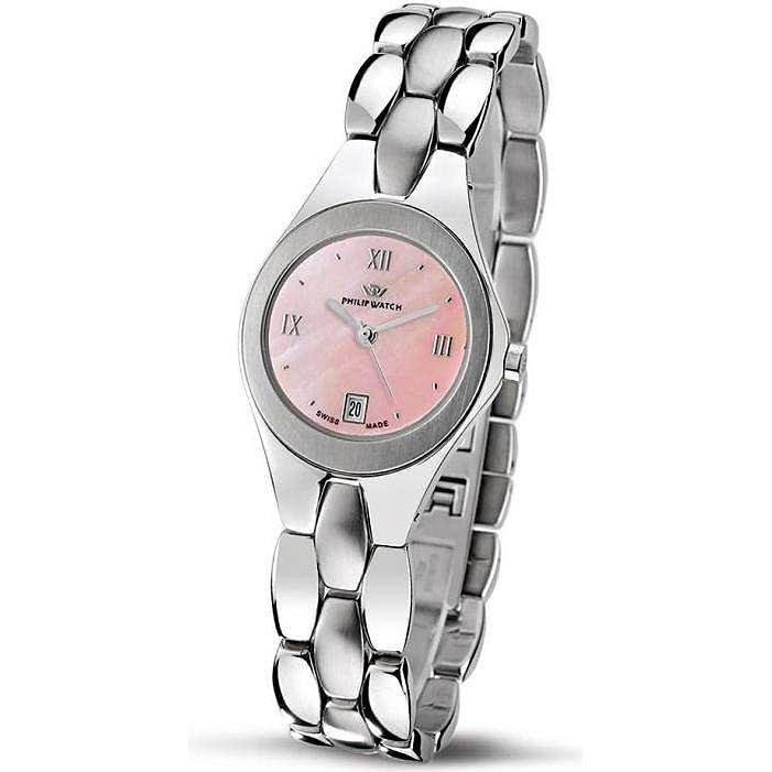 orologio solo tempo donna Philip Watch Reflexion R8253500675