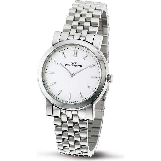 orologio solo tempo donna Philip Watch Slim R8253193645