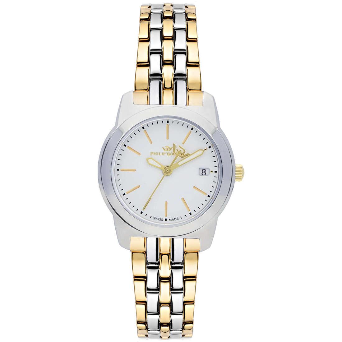 orologio solo tempo donna Philip Watch Timeless R8253495501