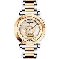 orologio solo tempo donna Salvatore Ferragamo Minuetto FQ4250015
