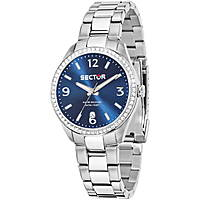 orologio solo tempo donna Sector 120 R3253588514