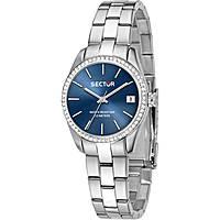 orologio solo tempo donna Sector 240 R3253240505