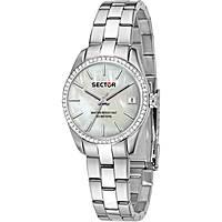 orologio solo tempo donna Sector 240 R3253240506