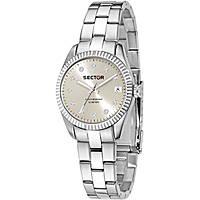 orologio solo tempo donna Sector 240 R3253579524