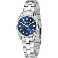 orologio solo tempo donna Sector 240 R3253579525