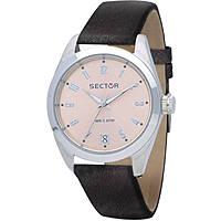 orologio solo tempo donna Sector 245 R3251486501