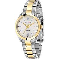 orologio solo tempo donna Sector 245 R3253486501