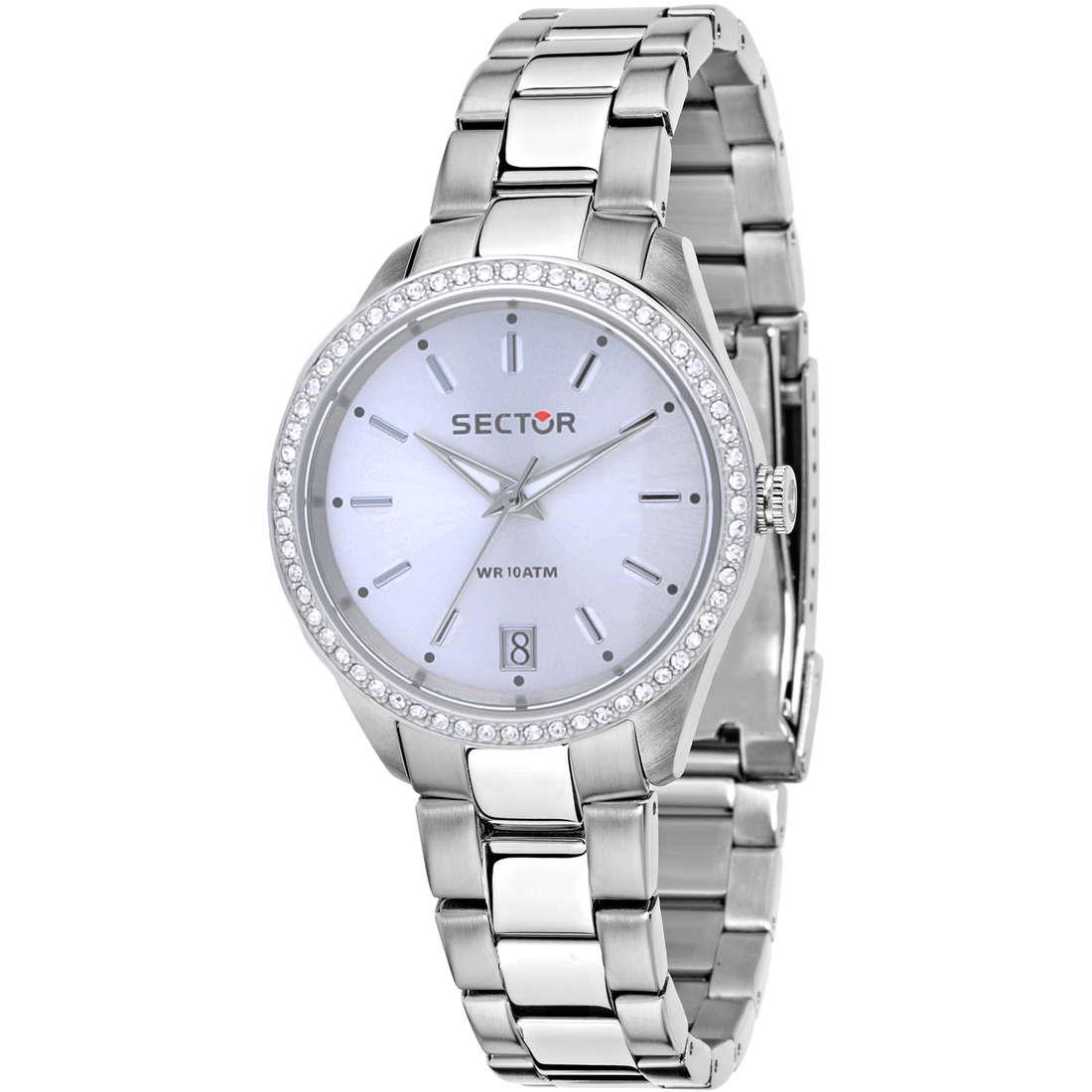 orologio solo tempo donna Sector 245 R3253486503