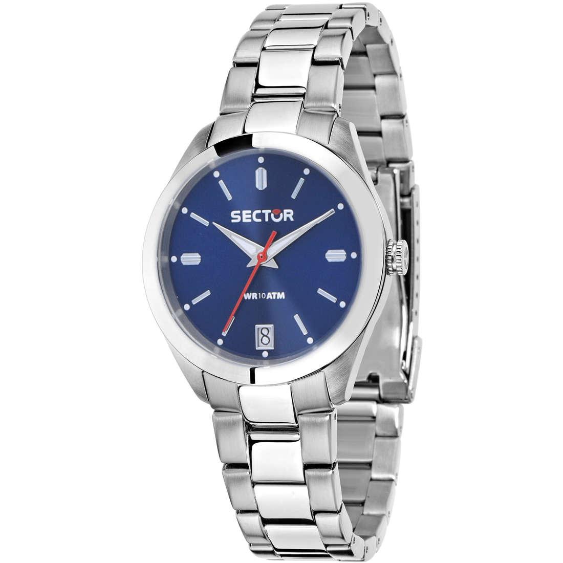 orologio solo tempo donna Sector 245 R3253486504
