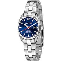 orologio solo tempo donna Sector 245 R3253486508