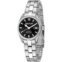 orologio solo tempo donna Sector 245 R3253486509