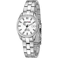 orologio solo tempo donna Sector 245 R3253486510