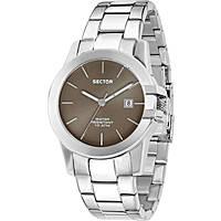 orologio solo tempo donna Sector 480 R3253597504