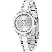 orologio solo tempo donna Sector ACE R3253250504