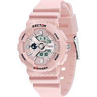 orologio solo tempo donna Sector Ex-15 R3251515501