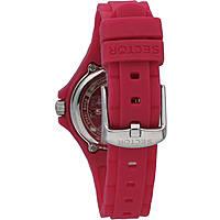 orologio solo tempo donna Sector SteelTouch R3251576510