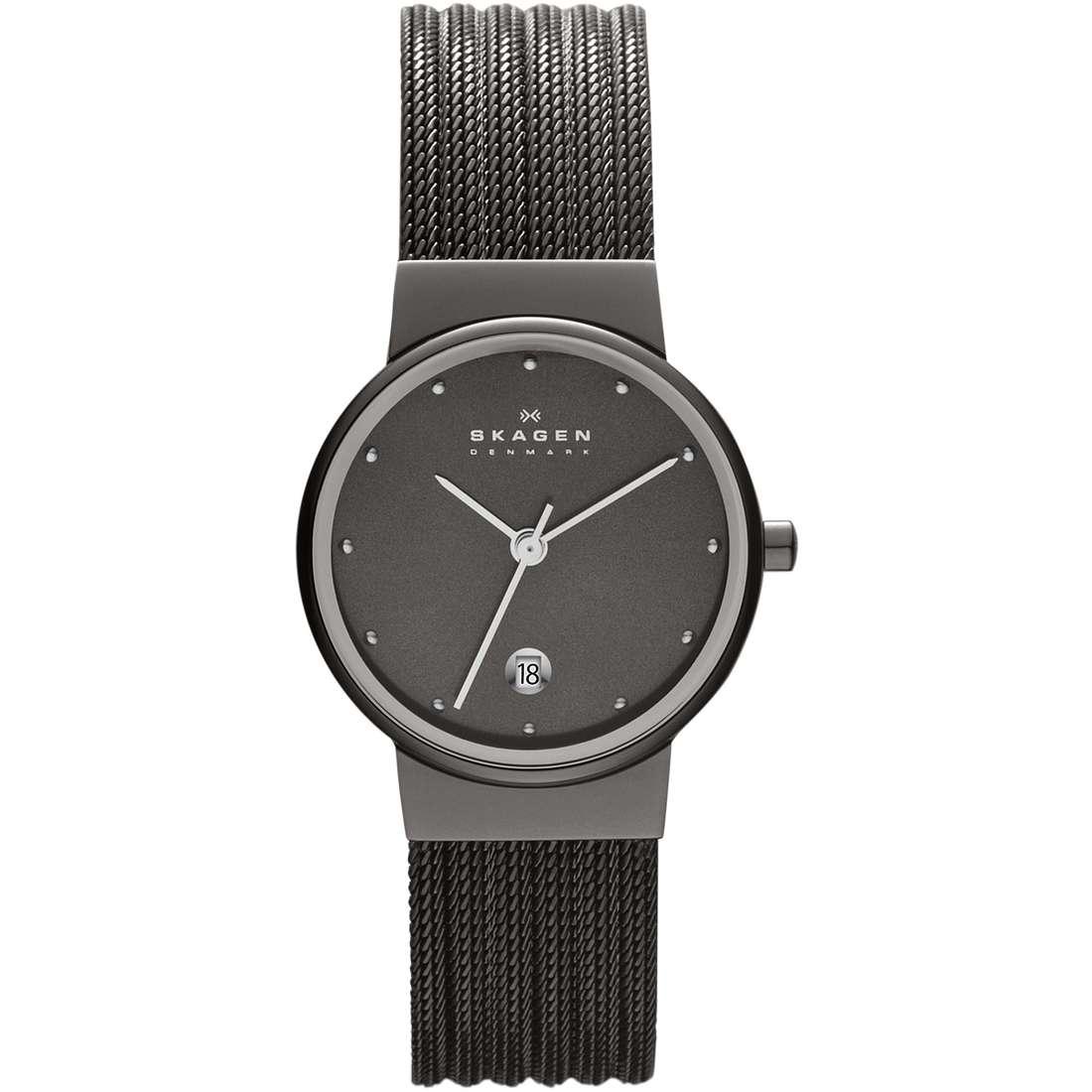 orologio solo tempo donna Skagen 355SMM1