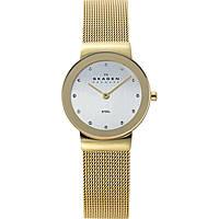 orologio solo tempo donna Skagen 358SGGD