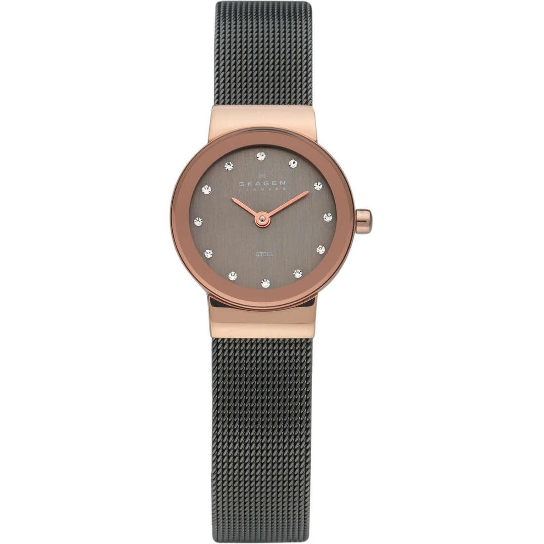 orologio solo tempo donna Skagen 358XSRM