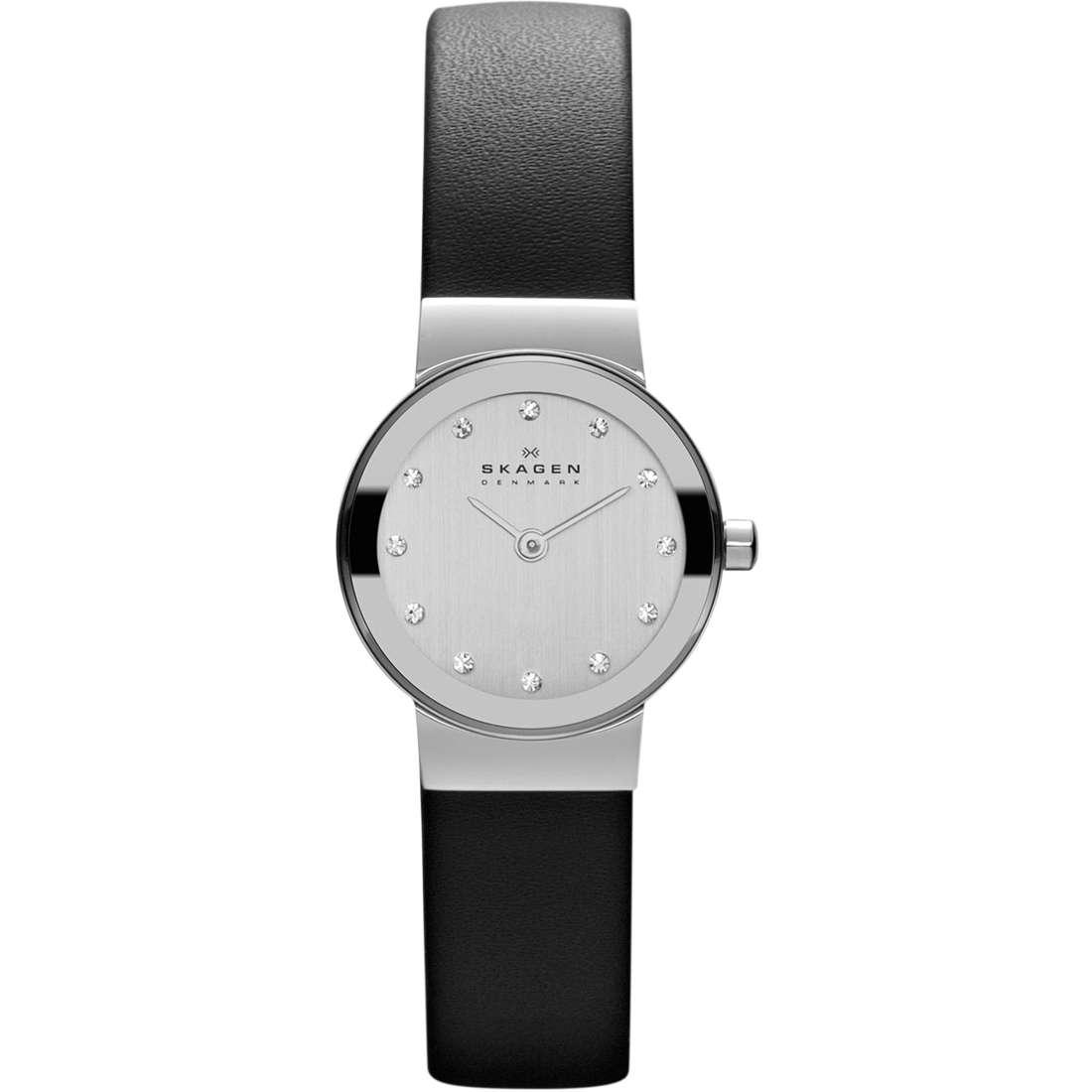 orologio solo tempo donna Skagen 358XSSLBC