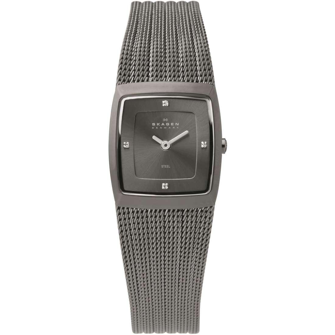 orologio solo tempo donna Skagen 380XSMMM1