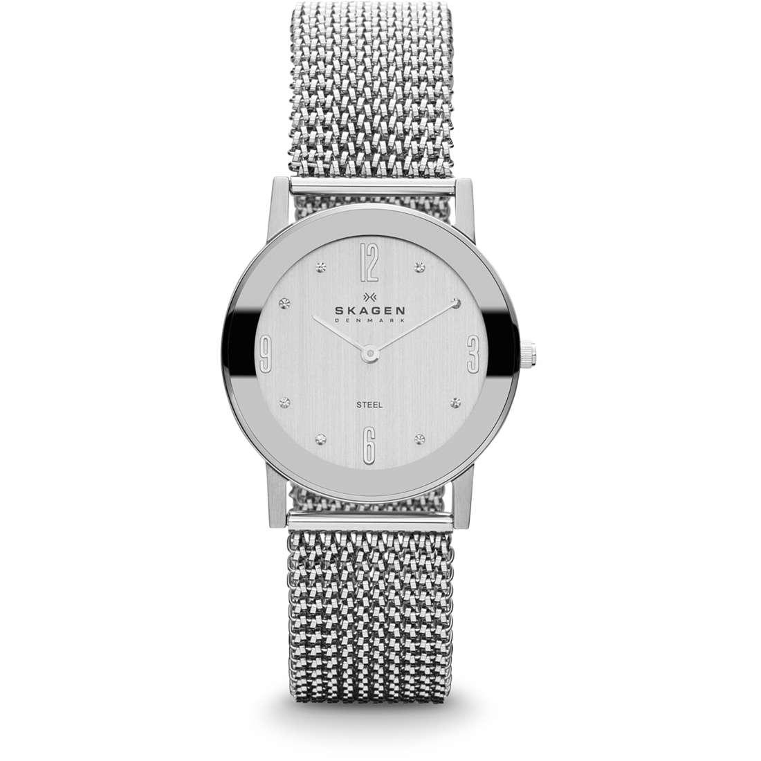 orologio solo tempo donna Skagen 39LSSS1