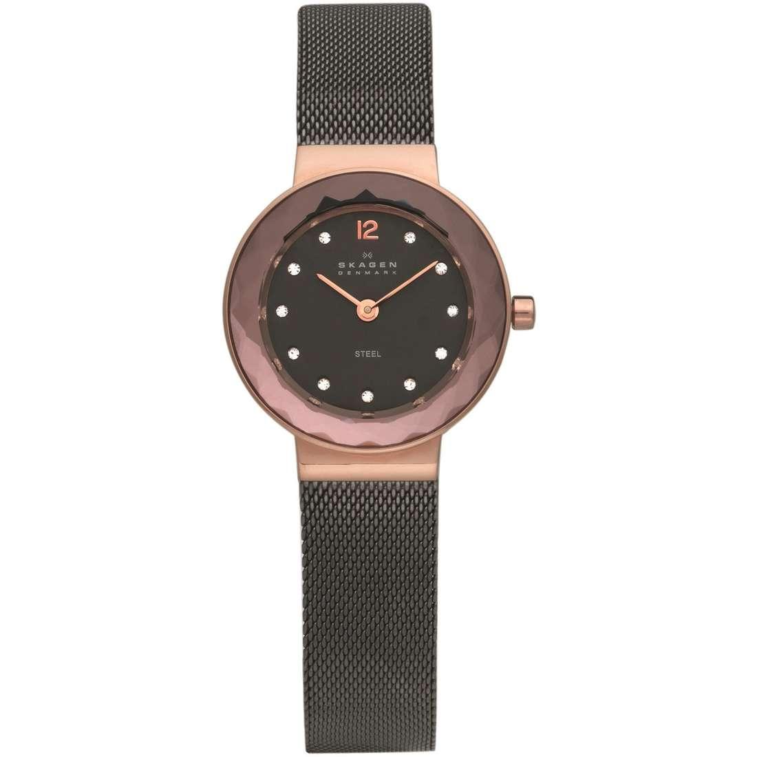 orologio solo tempo donna Skagen 456SRM