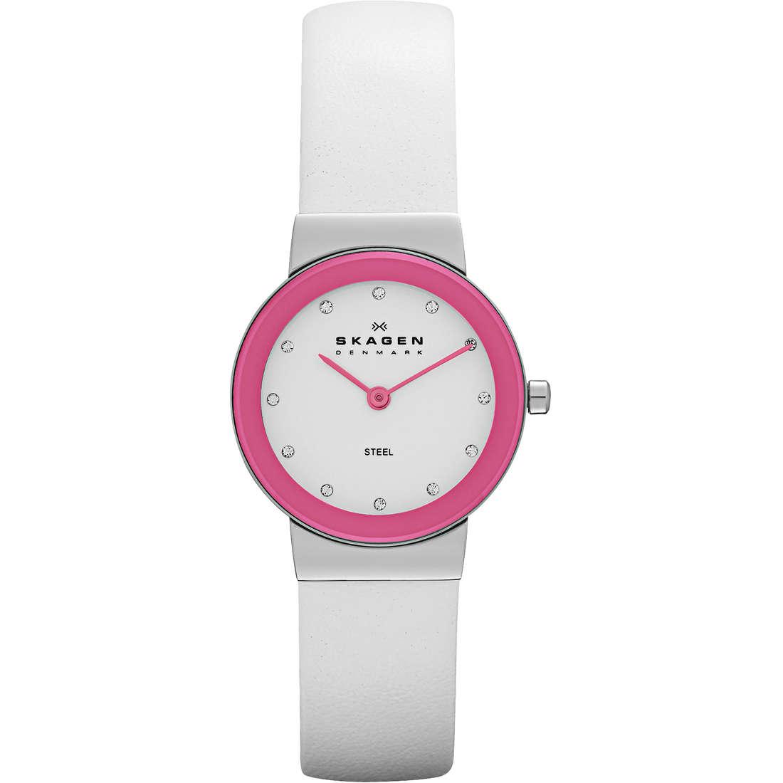 orologio solo tempo donna Skagen SKW2016
