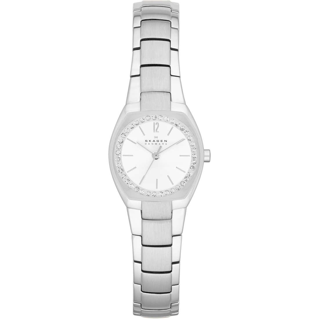 orologio solo tempo donna Skagen SKW2110