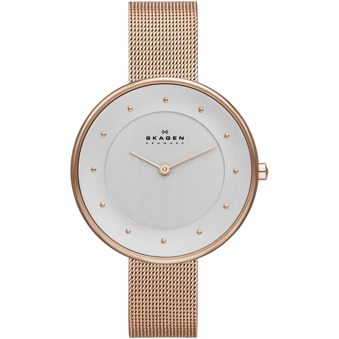 orologio solo tempo donna Skagen SKW2142