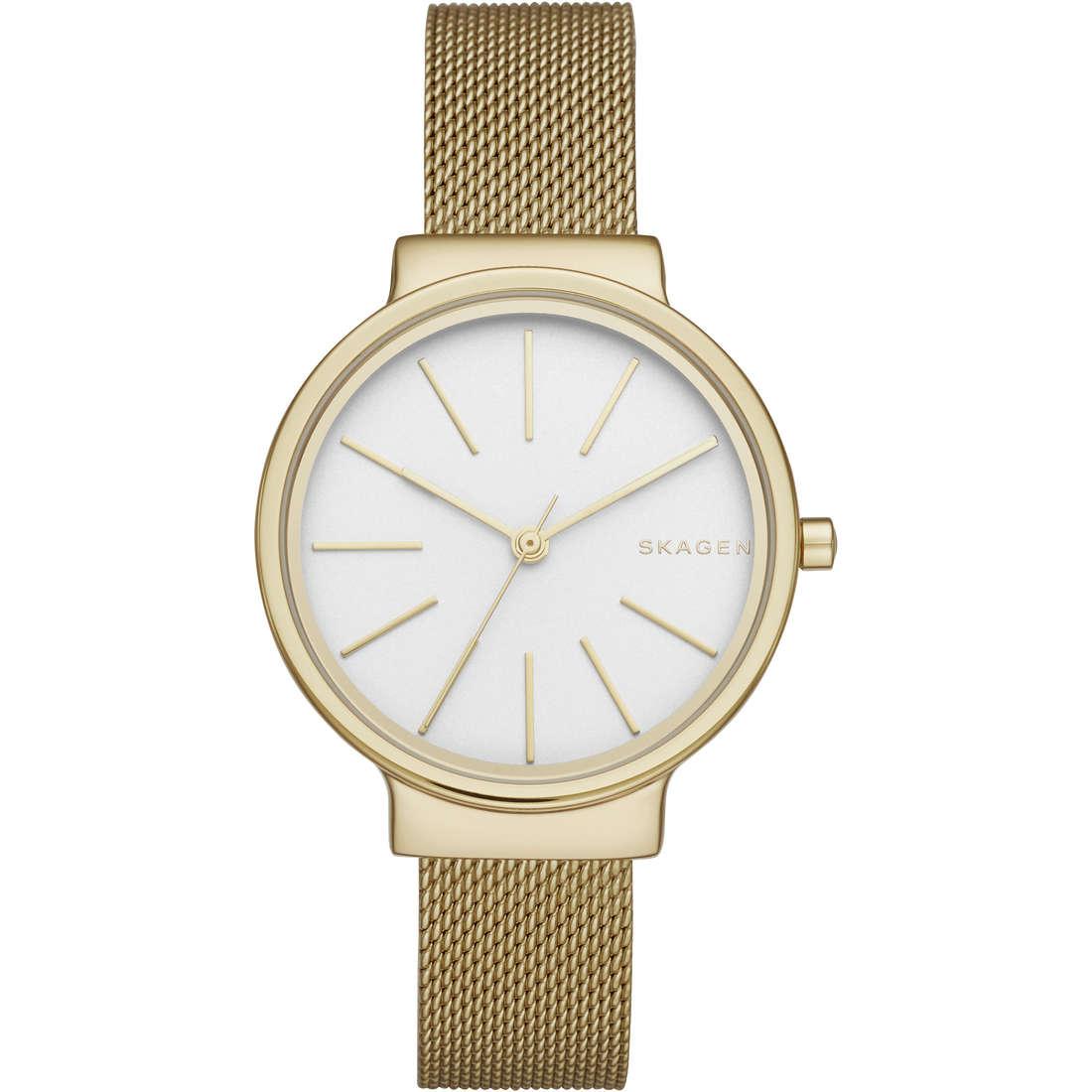 orologio solo tempo donna Skagen SKW2477