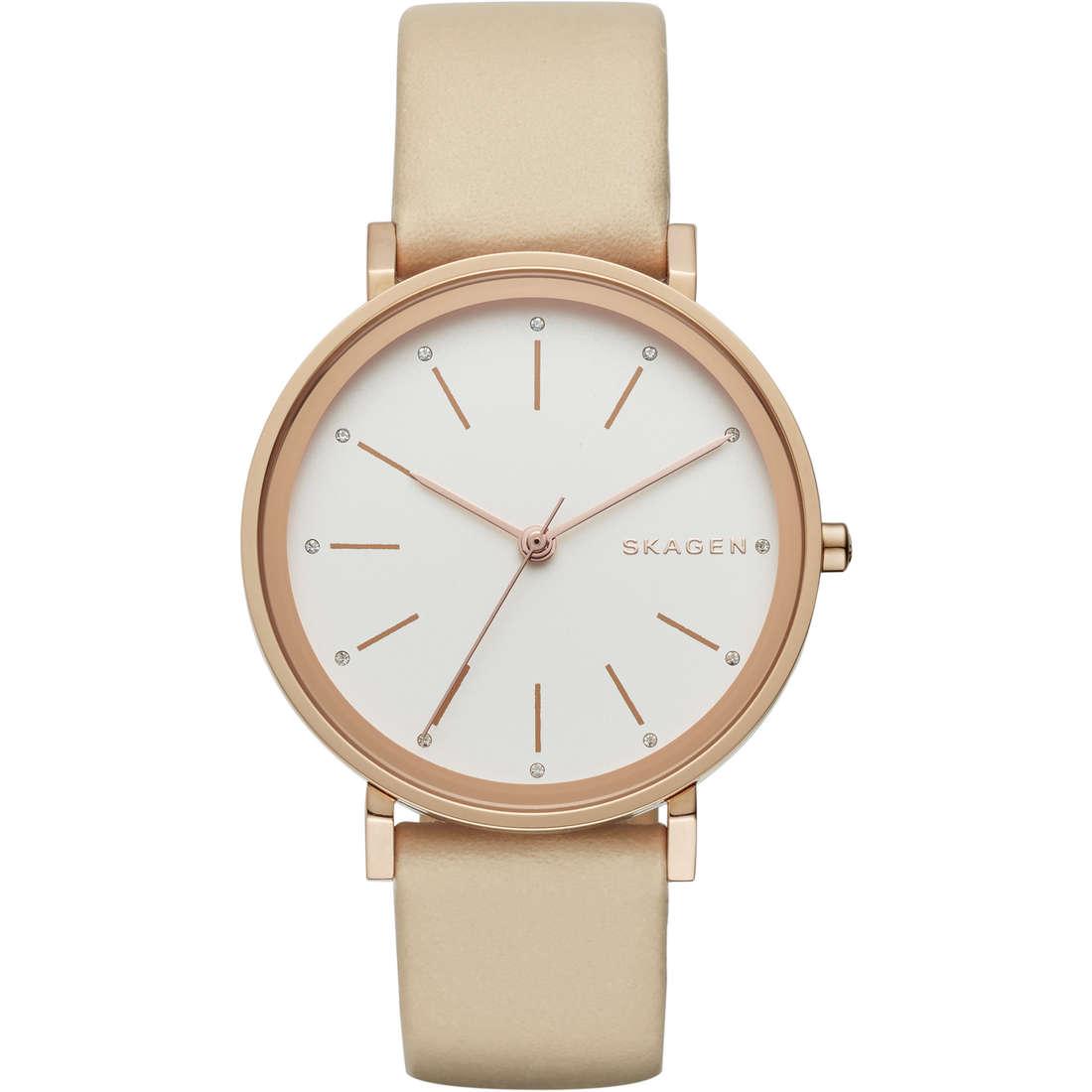orologio solo tempo donna Skagen SKW2489