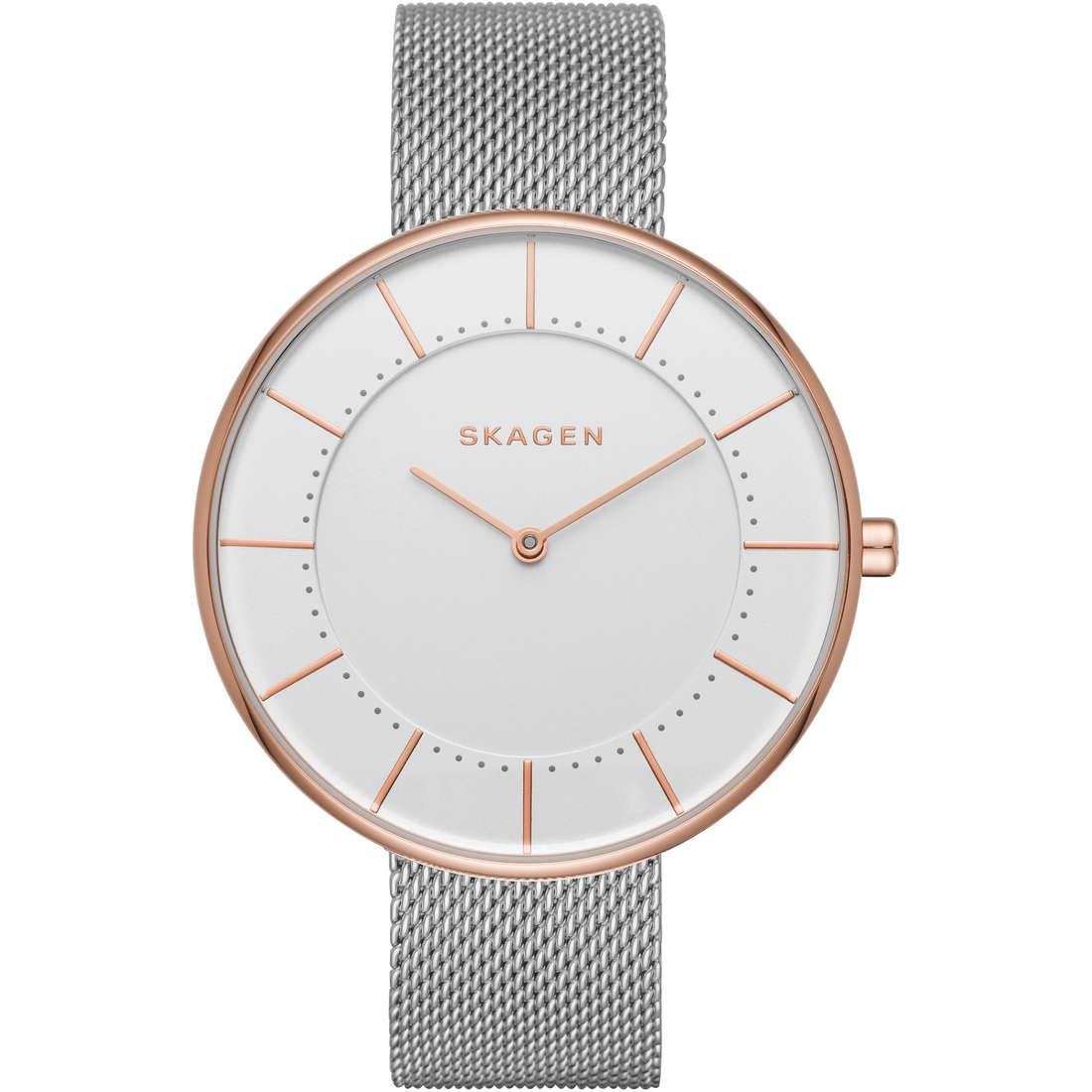 orologio solo tempo donna Skagen SKW2583