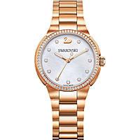 orologio solo tempo donna Swarovski City 5221176