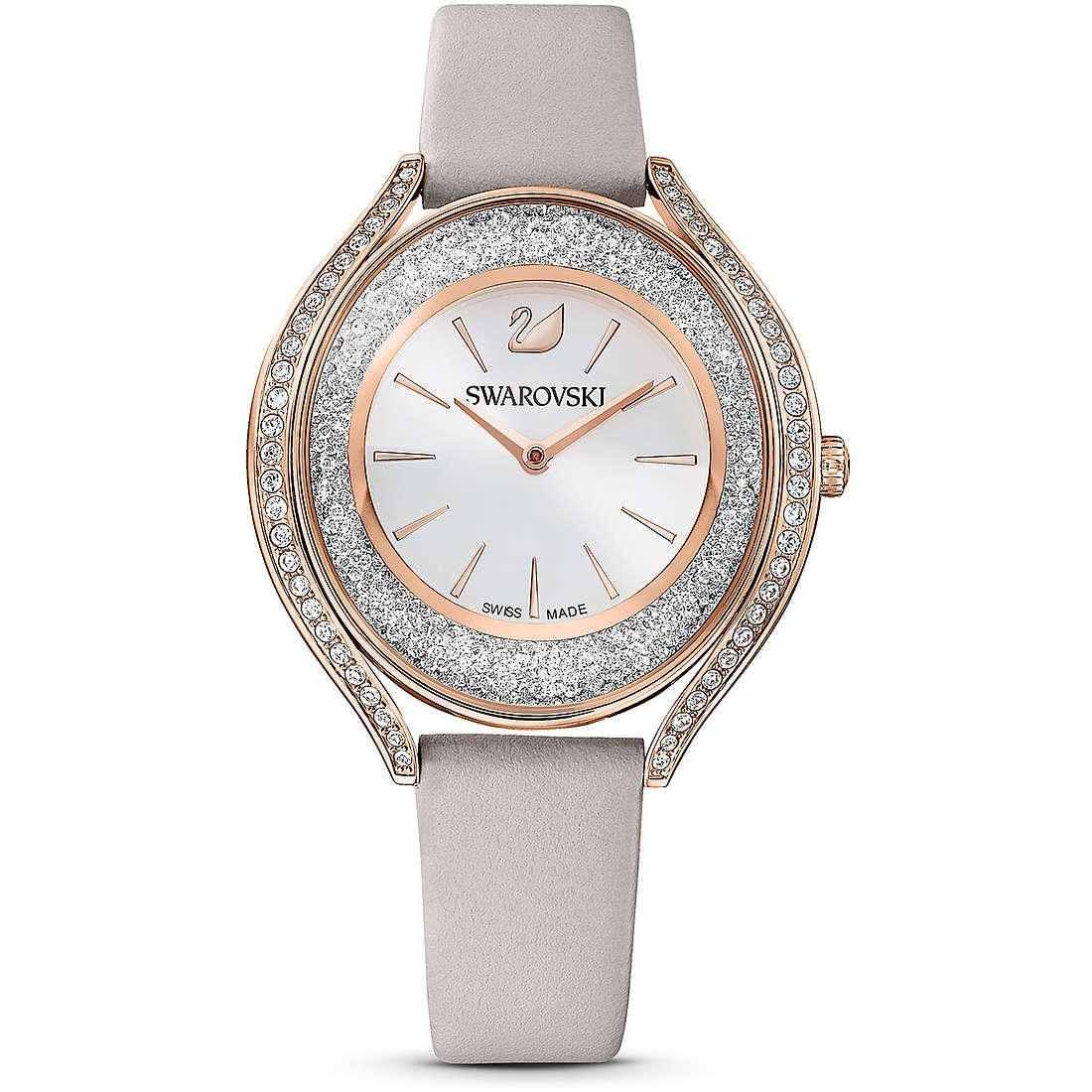 orologio solo tempo donna Swarovski Crystalline 5519450