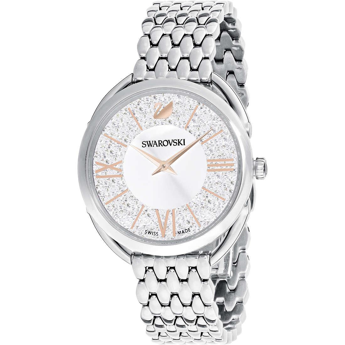 Orologio Solo Tempo Donna Swarovski Crystalline Glam 5455108 Solo Tempo Swarovski