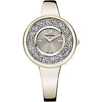 orologio solo tempo donna Swarovski Crystalline Pure 5376077