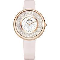 orologio solo tempo donna Swarovski Crystalline Pure 5376086