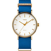 orologio solo tempo donna Timex Fairfield Crystal TW2R49300