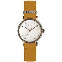 orologio solo tempo donna Timex Fairfield Crystal TW2R70200