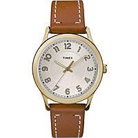 orologio solo tempo donna Timex New England TW2R23000
