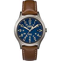 orologio solo tempo donna Timex Scout TW4B11100