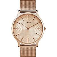 orologio solo tempo donna Timex Skyline TW2R49400